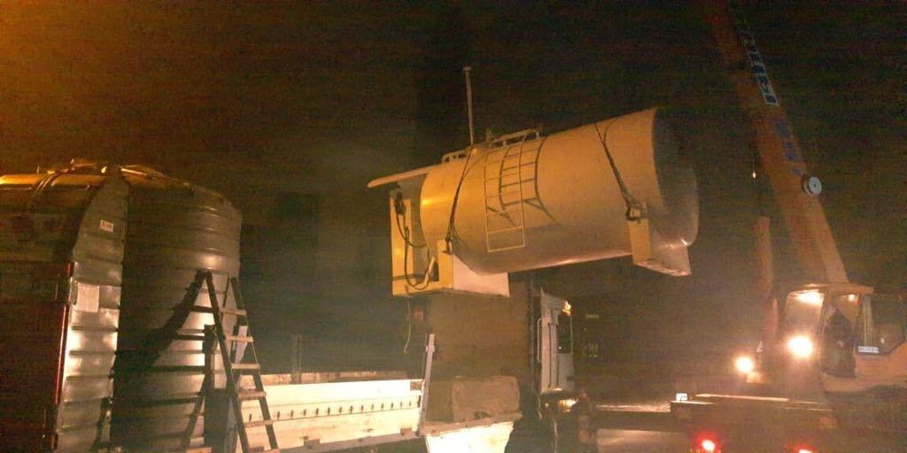 У Білій Церкві на 2 нелегальних АЗС вилучили незаконне обладнання та паливо , фото-1