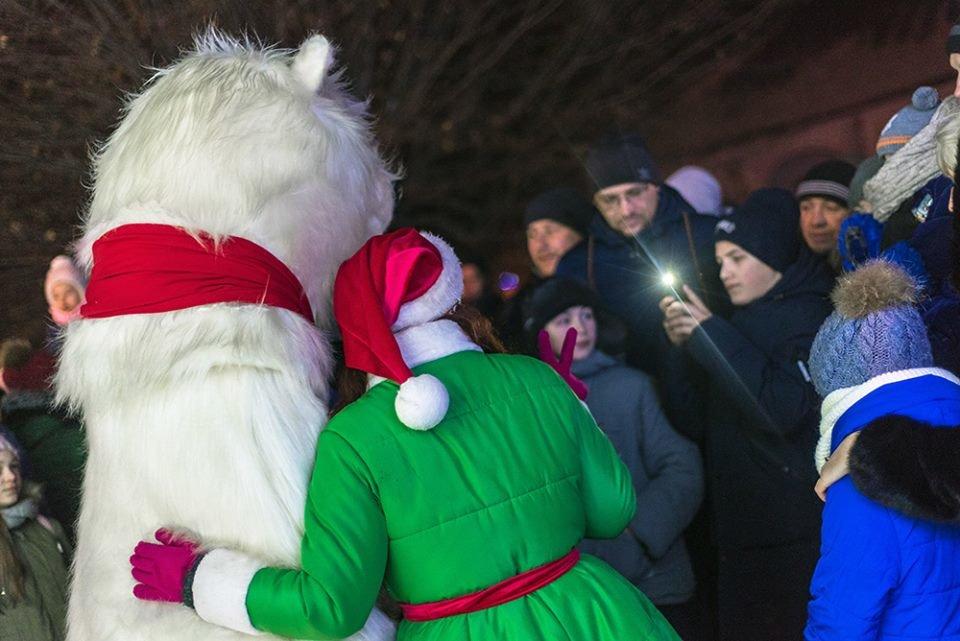 """До Білої Церкви приїжджала новорічна вантажівка """"Coca-Cola"""" (ФОТОЗВІТ), фото-16"""