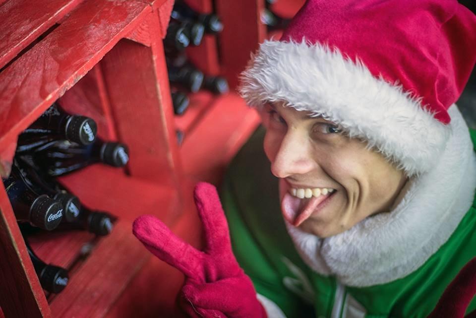 """До Білої Церкви приїжджала новорічна вантажівка """"Coca-Cola"""" (ФОТОЗВІТ), фото-20"""