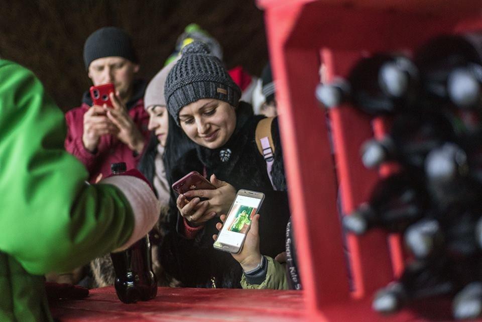 """До Білої Церкви приїжджала новорічна вантажівка """"Coca-Cola"""" (ФОТОЗВІТ), фото-12"""