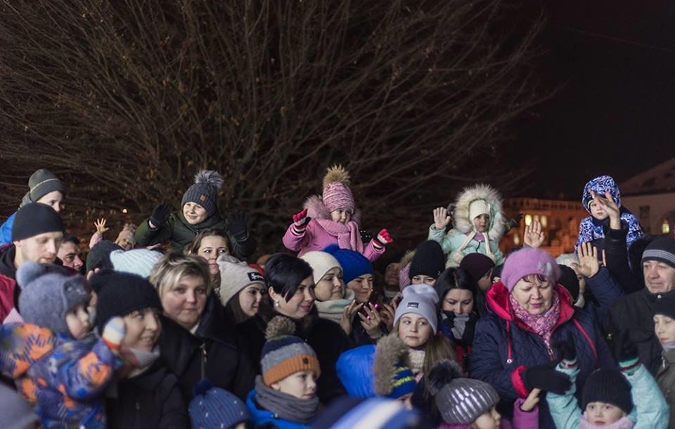 """До Білої Церкви приїжджала новорічна вантажівка """"Coca-Cola"""" (ФОТОЗВІТ), фото-14"""