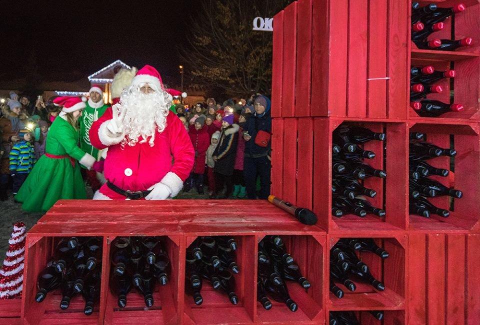 """До Білої Церкви приїжджала новорічна вантажівка """"Coca-Cola"""" (ФОТОЗВІТ), фото-21"""