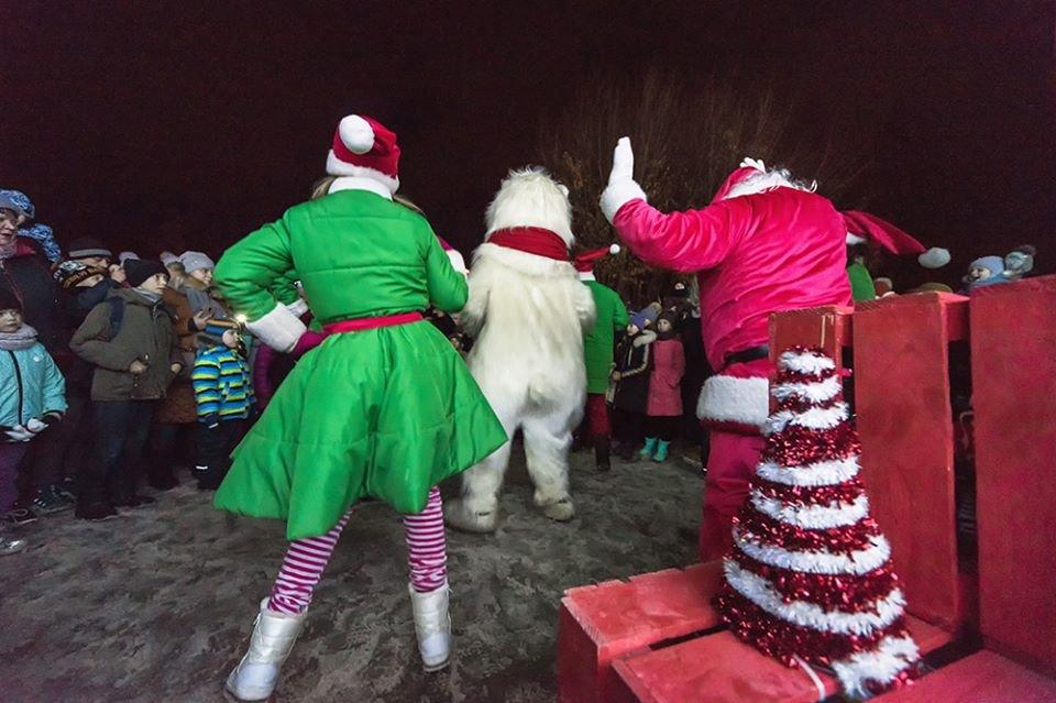 """До Білої Церкви приїжджала новорічна вантажівка """"Coca-Cola"""" (ФОТОЗВІТ), фото-13"""
