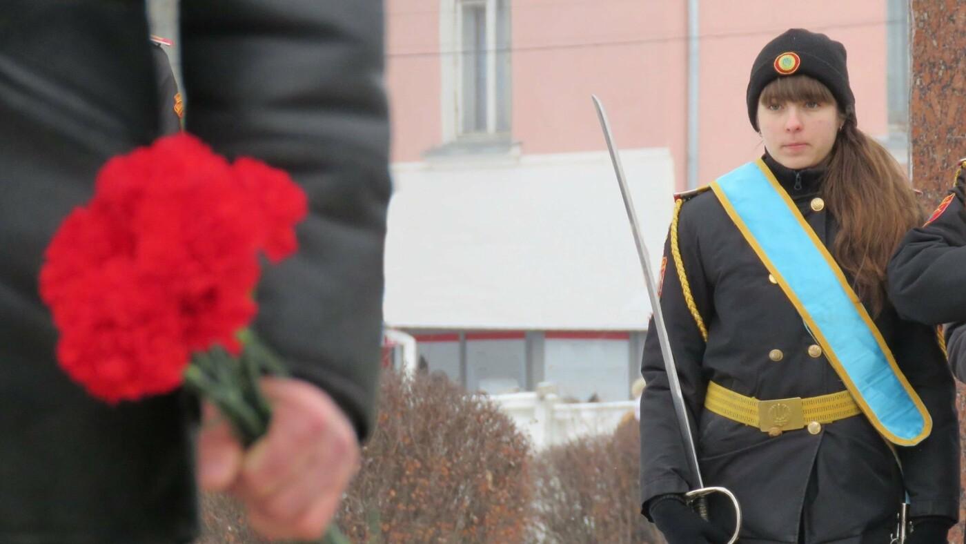 Живий ланцюг, прапори і карта України: як у Білій Церкві відзначали День Соборності , фото-5