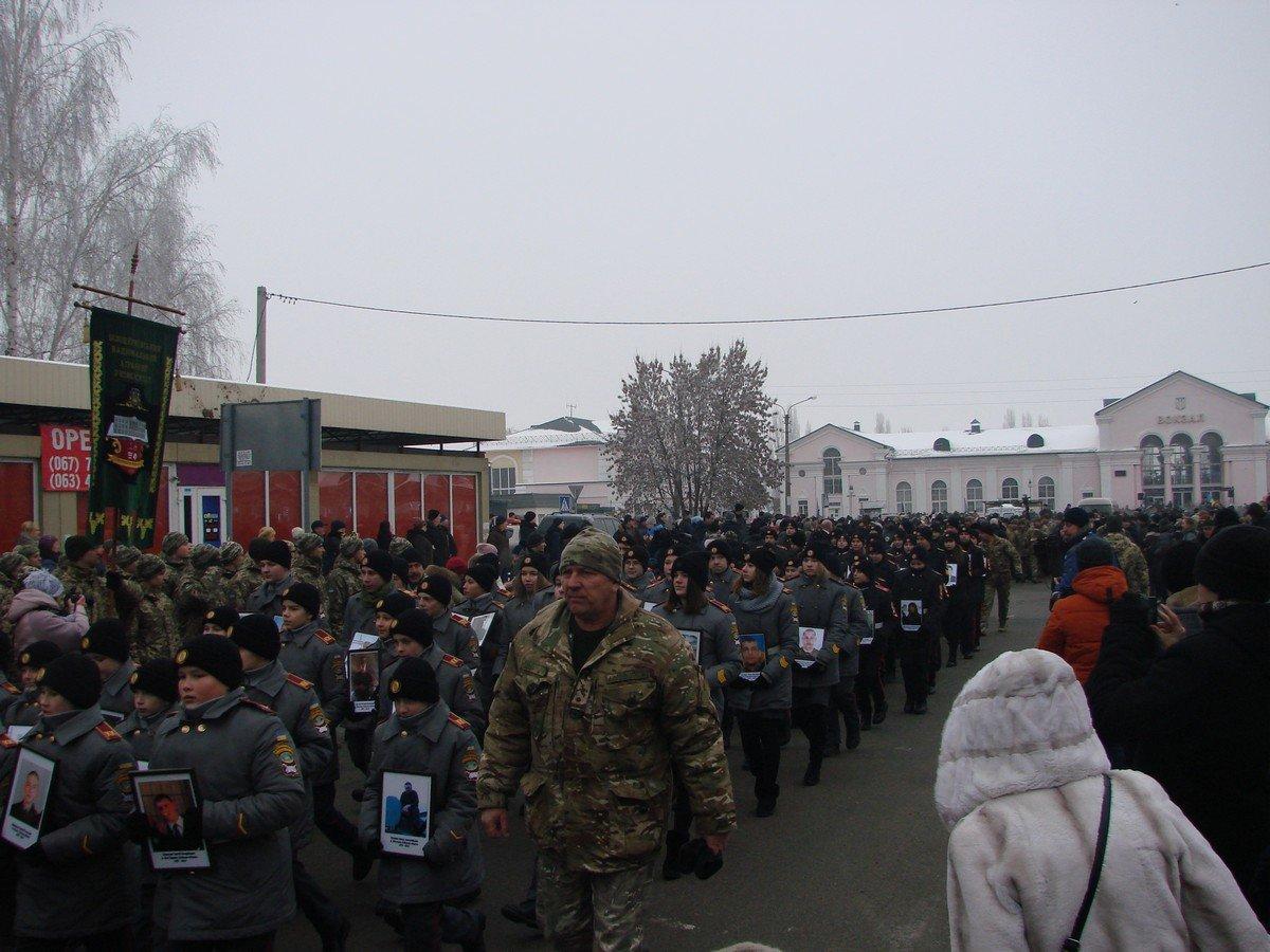 Біла Церква зустріла бійців 72-ї бригади ім. Чорних Запорожців: як це було - у фото, фото-6