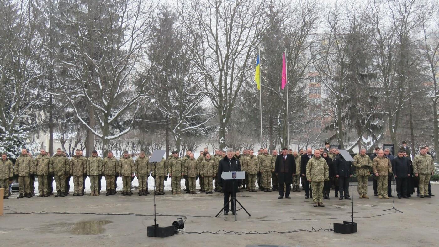 Біла Церква зустріла бійців 72-ї бригади ім. Чорних Запорожців: як це було - у фото, фото-24
