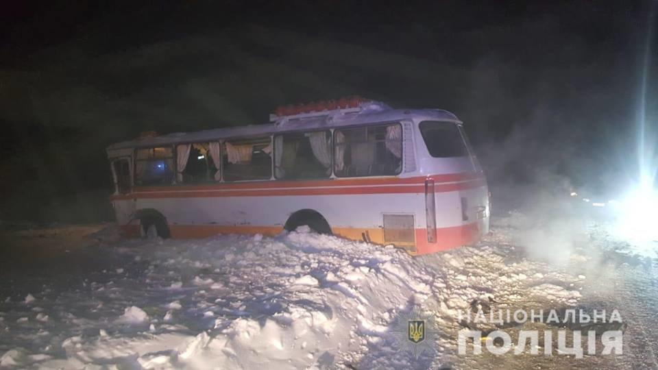На Білоцерківщині в результаті ДТП загинуло двоє людей , фото-1