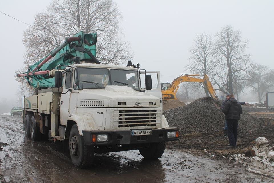 На Білоцерківщині в селі Озерна будують нову сучасну амбулаторію сімейної медицини, фото-2