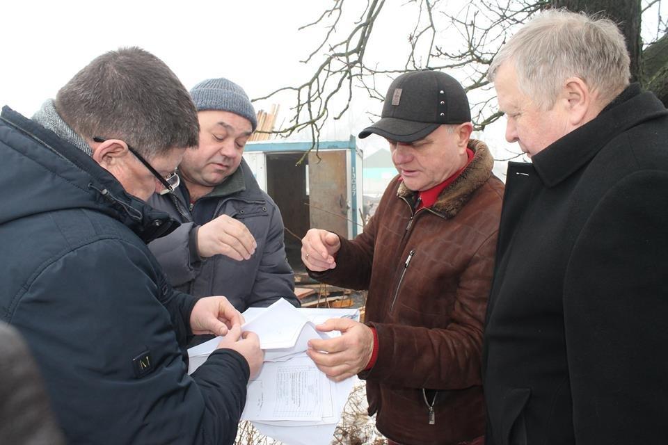 На Білоцерківщині в селі Озерна будують нову сучасну амбулаторію сімейної медицини, фото-3