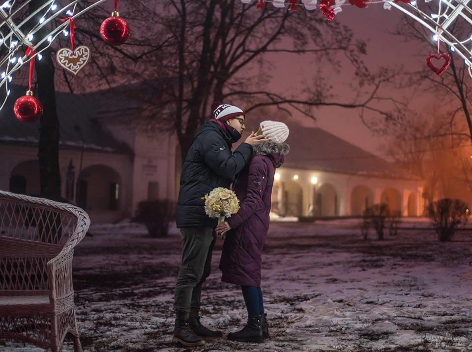 Фото: Роман Наумов та Білоцерківська міська рада