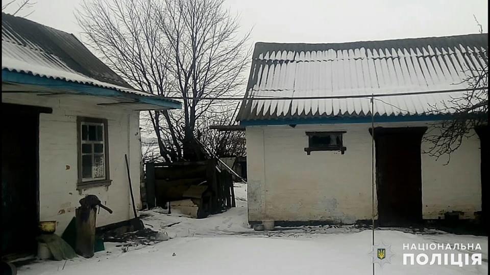 На Білоцерківщині 83-річного дідуся пограбував односелець , фото-1
