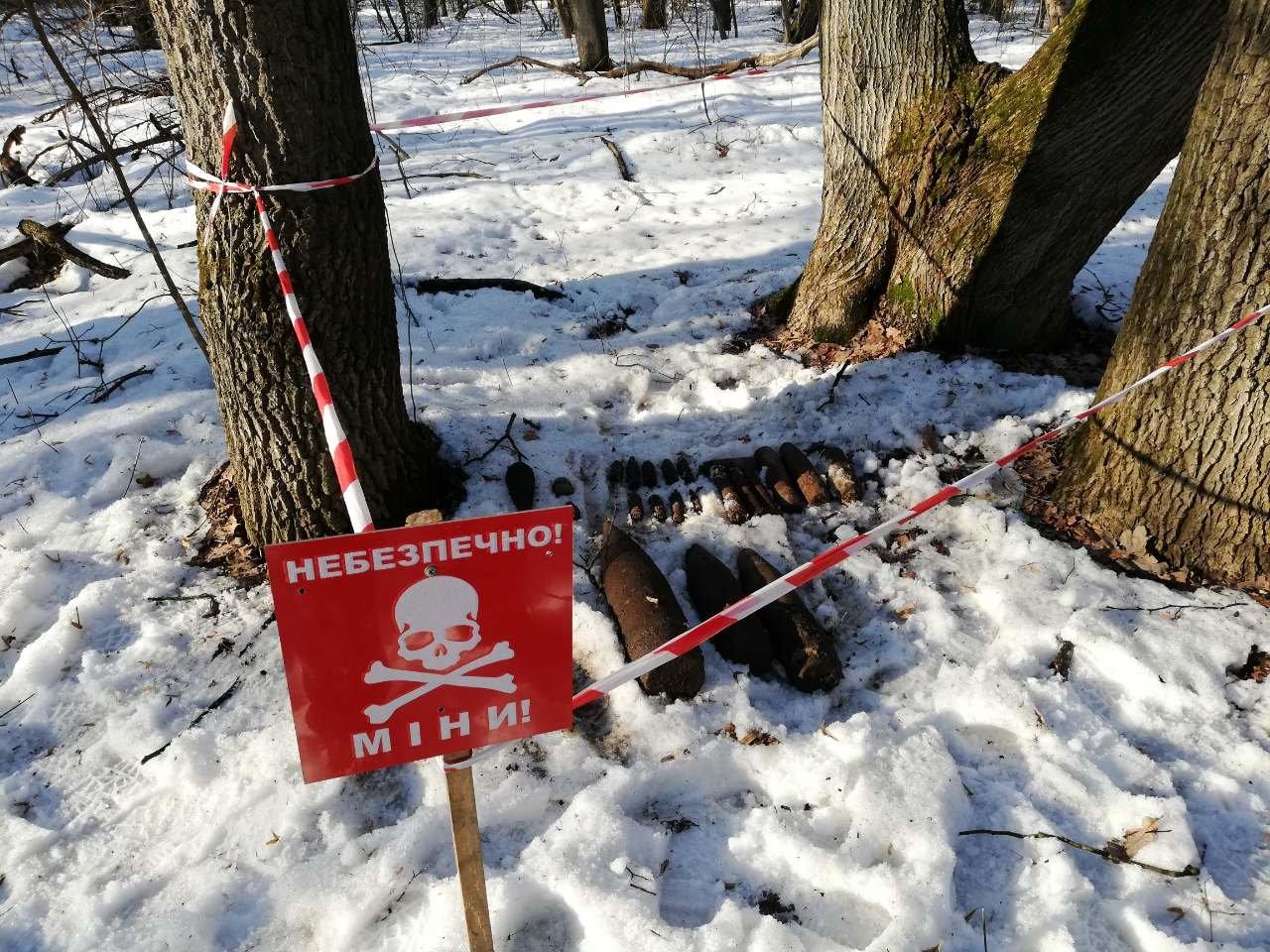 Під Білою Церквою розшукали та знешкодили 27 снарядів часів Другої світової, фото-3
