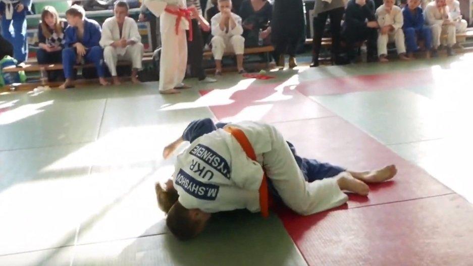У Білій Церкві відбувся чемпіонат з дзюдо пам'яті Костянтина Дзюби, фото-2