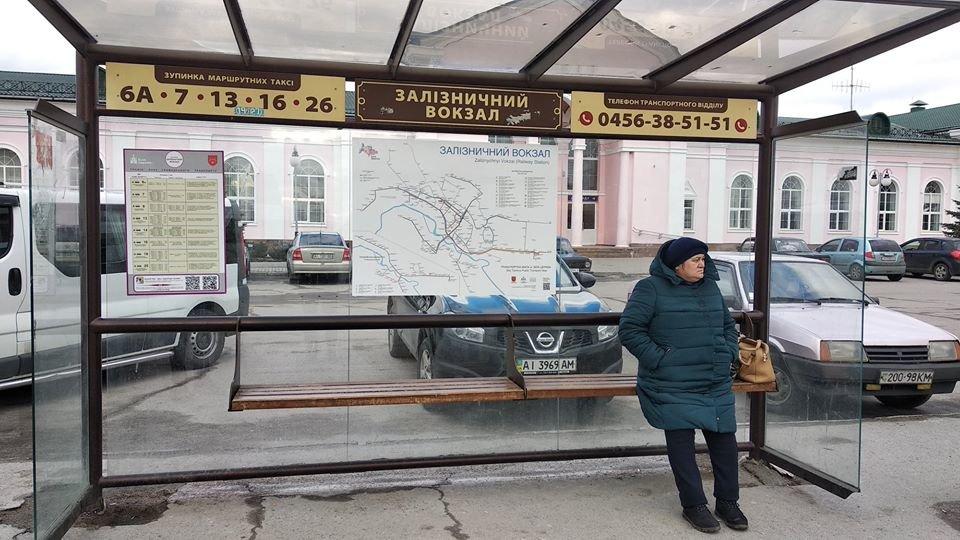 У Білій Церкві на зупинках громадського транспорту з'являться детальні схеми маршрутів, фото-2