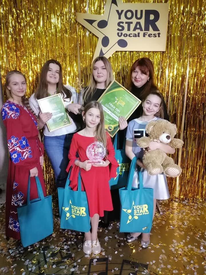 Білоцерківські вокалісти здобули призові місця на Міжнародному фестивалі, фото-1