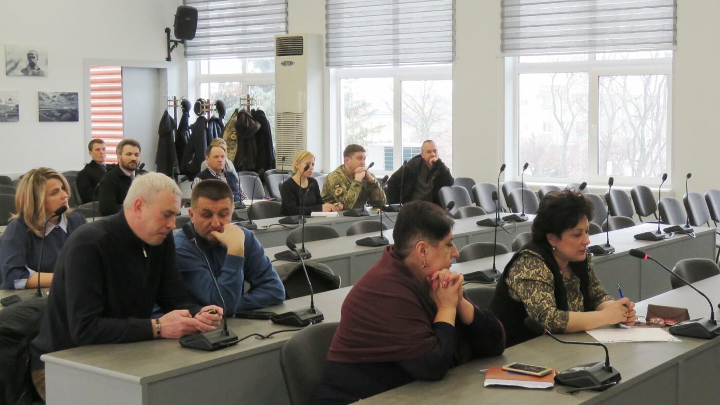 У Білій Церкві обговорили створення стаціонарного центру реабілітації для учасників бойових дій, фото-5