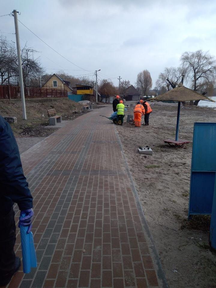 Білоцерківські комунальники розпочали генеральне прибирання міста, фото-5