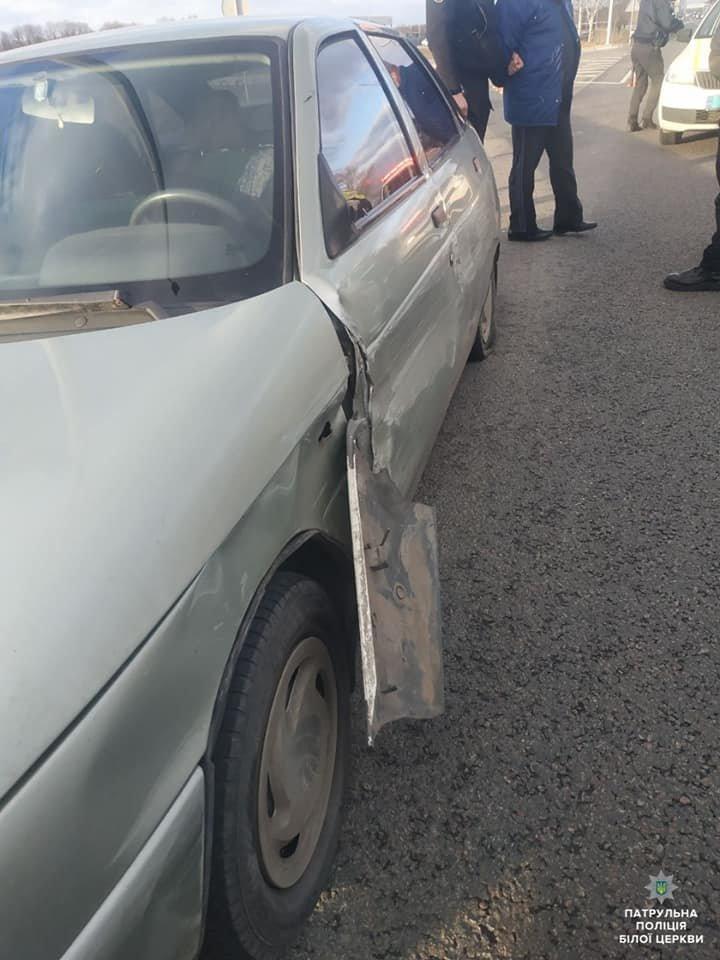 На Білоцерківщині затримали водія, який в стані алкогольного сп'яніння став причиною двох ДТП , фото-3