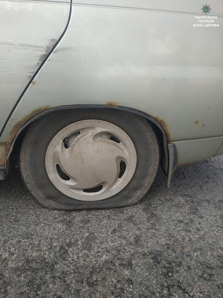 На Білоцерківщині затримали водія, який в стані алкогольного сп'яніння став причиною двох ДТП , фото-5
