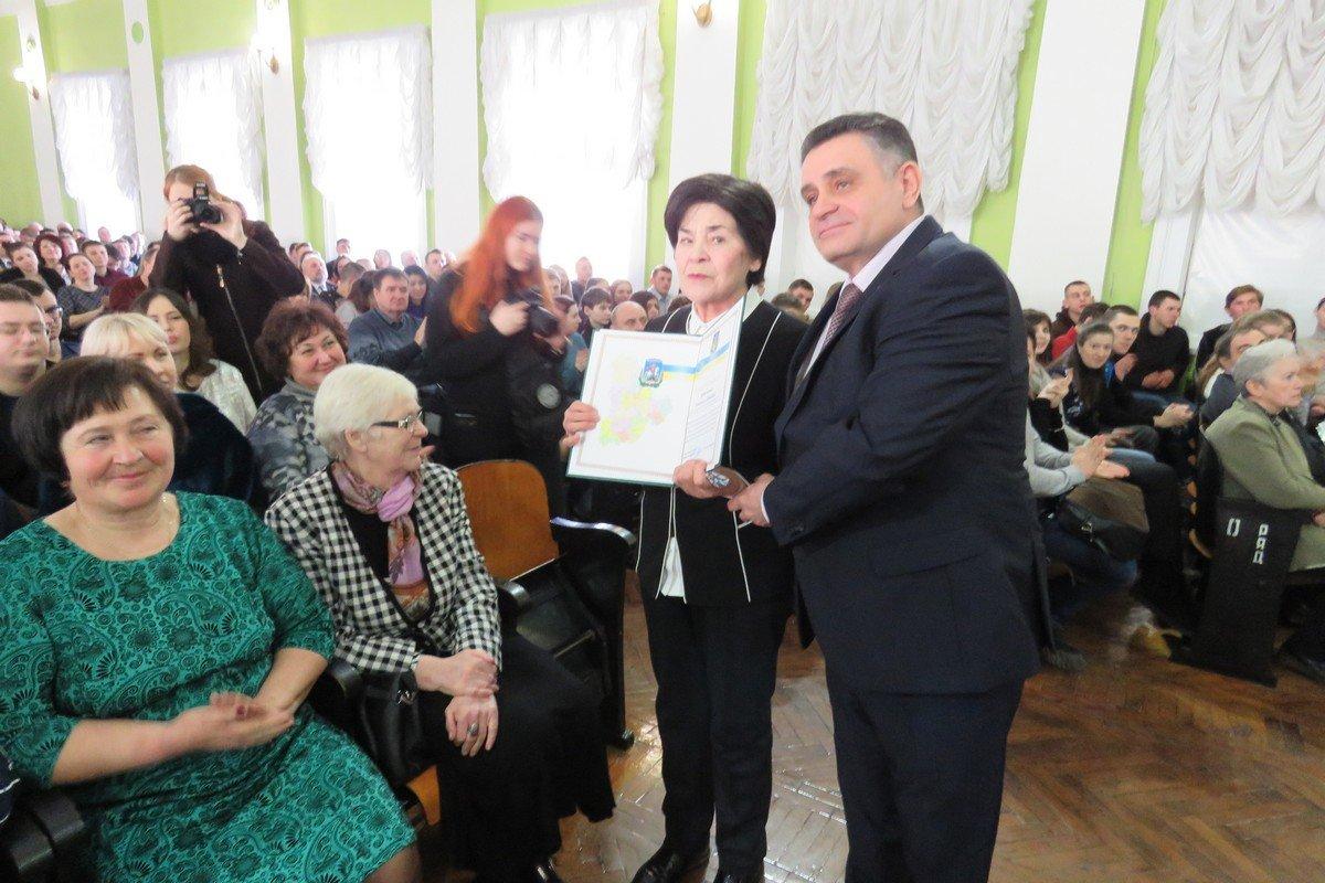 У Білу Церкву з робочим візитом приїжджала дружина Президента України Марина Порошенко, фото-15