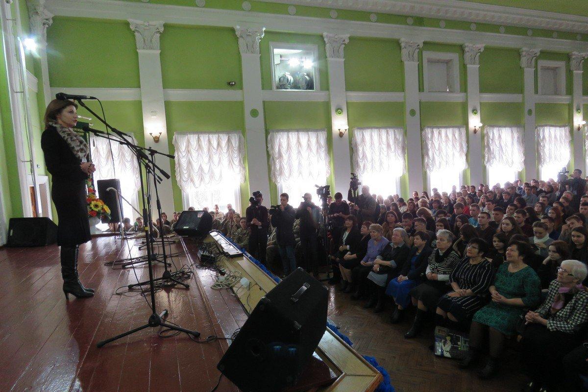 У Білу Церкву з робочим візитом приїжджала дружина Президента України Марина Порошенко, фото-7