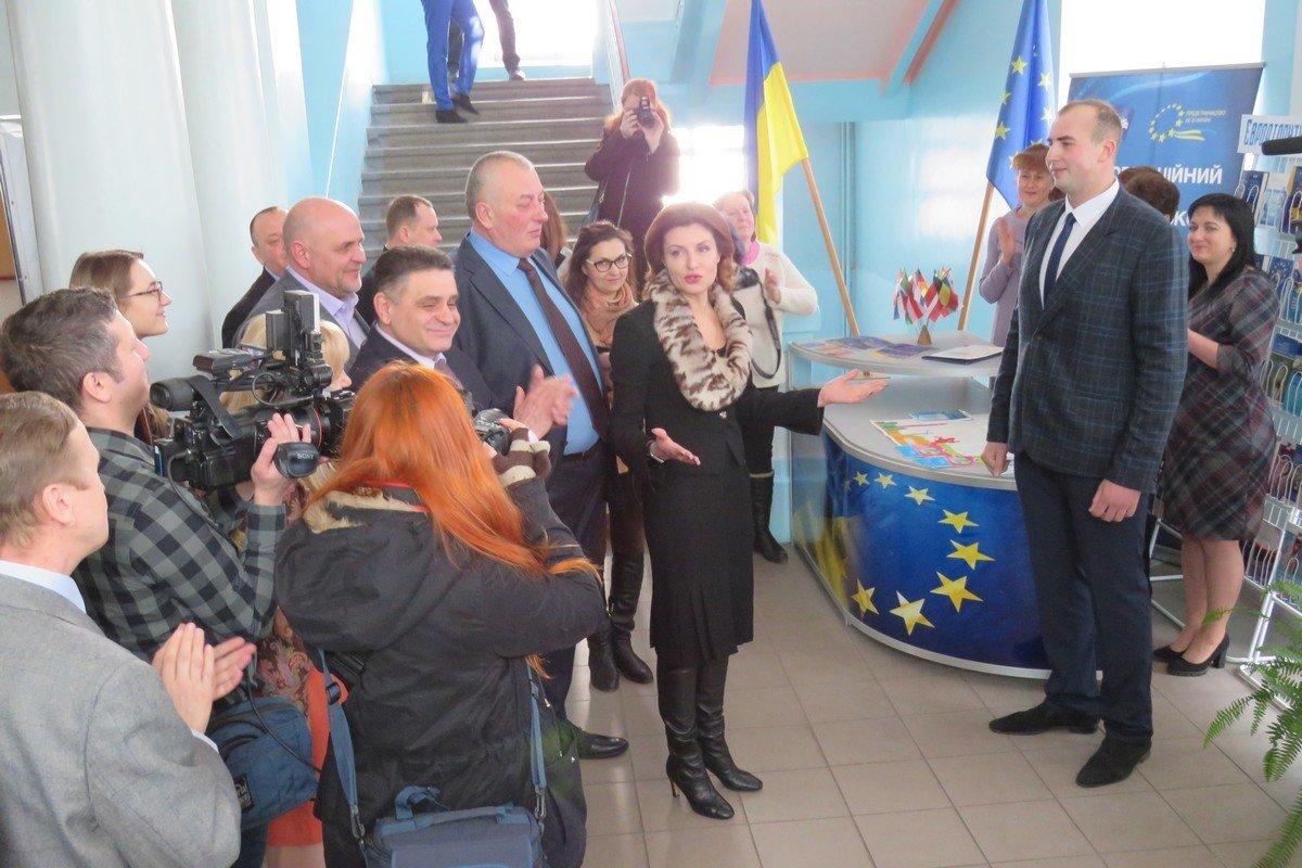 У Білу Церкву з робочим візитом приїжджала дружина Президента України Марина Порошенко, фото-9