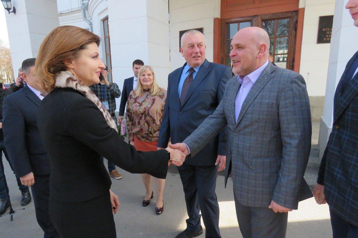У Білу Церкву з робочим візитом приїжджала дружина Президента України Марина Порошенко, фото-12