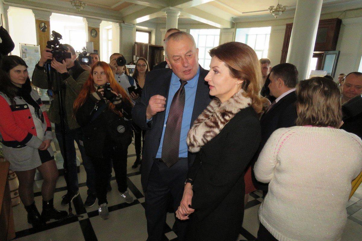 У Білу Церкву з робочим візитом приїжджала дружина Президента України Марина Порошенко, фото-11