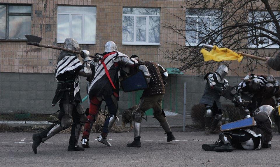 У Білій Церкві відбувся турнір середньовічного бою «Heavy Metal Fight»  , фото-6