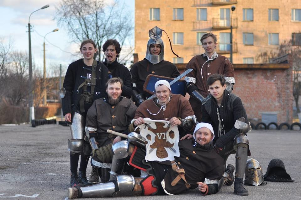 У Білій Церкві відбувся турнір середньовічного бою «Heavy Metal Fight»  , фото-7