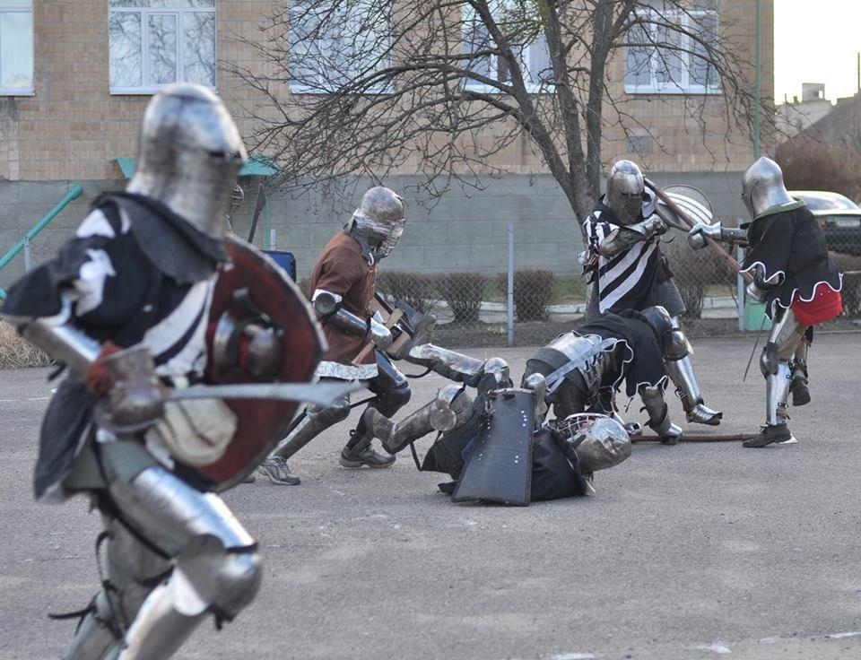 У Білій Церкві відбувся турнір середньовічного бою «Heavy Metal Fight»  , фото-3
