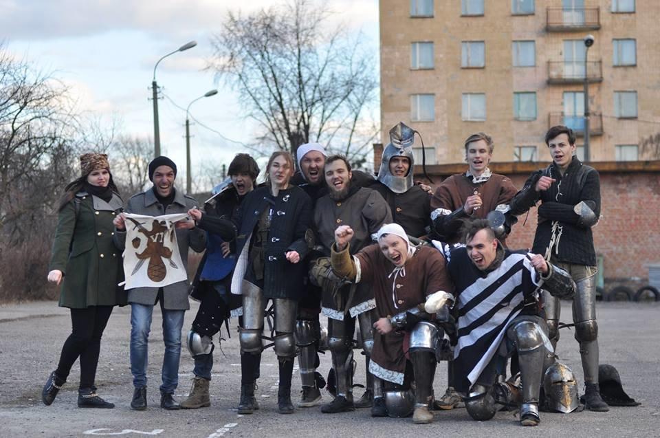 У Білій Церкві відбувся турнір середньовічного бою «Heavy Metal Fight»  , фото-8