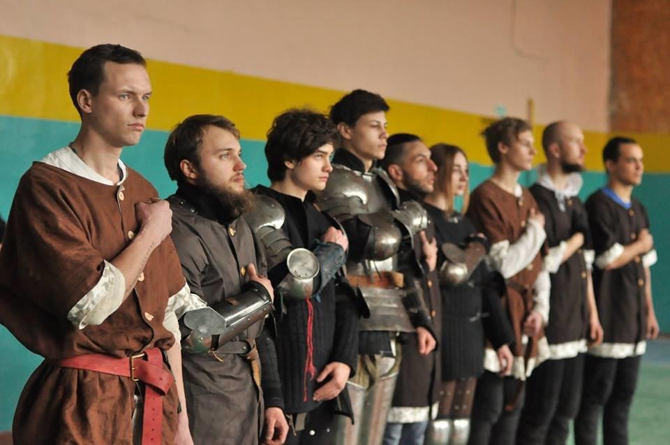У Білій Церкві відбувся турнір середньовічного бою «Heavy Metal Fight»  , фото-19