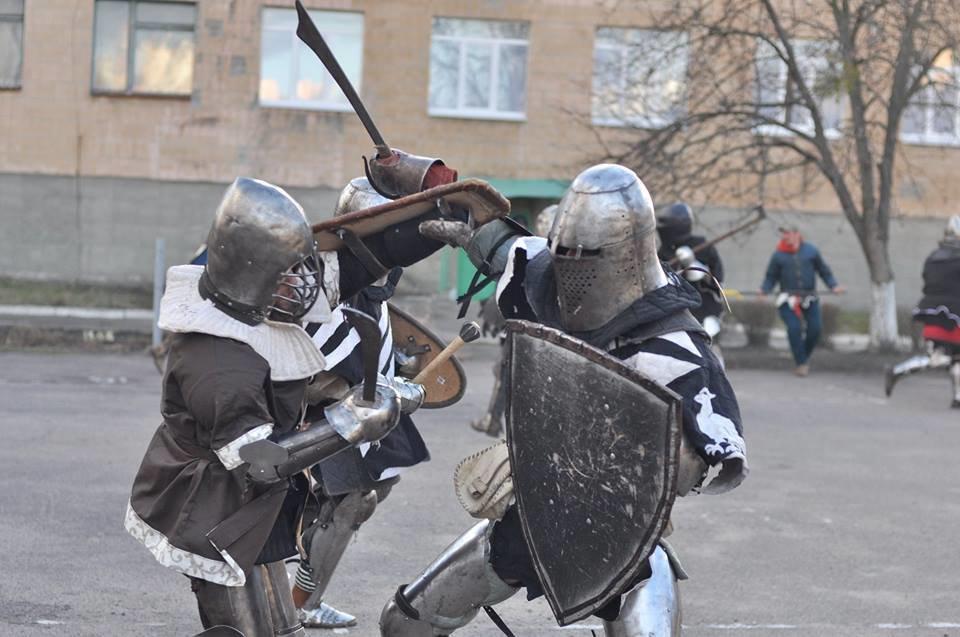 У Білій Церкві відбувся турнір середньовічного бою «Heavy Metal Fight»  , фото-10