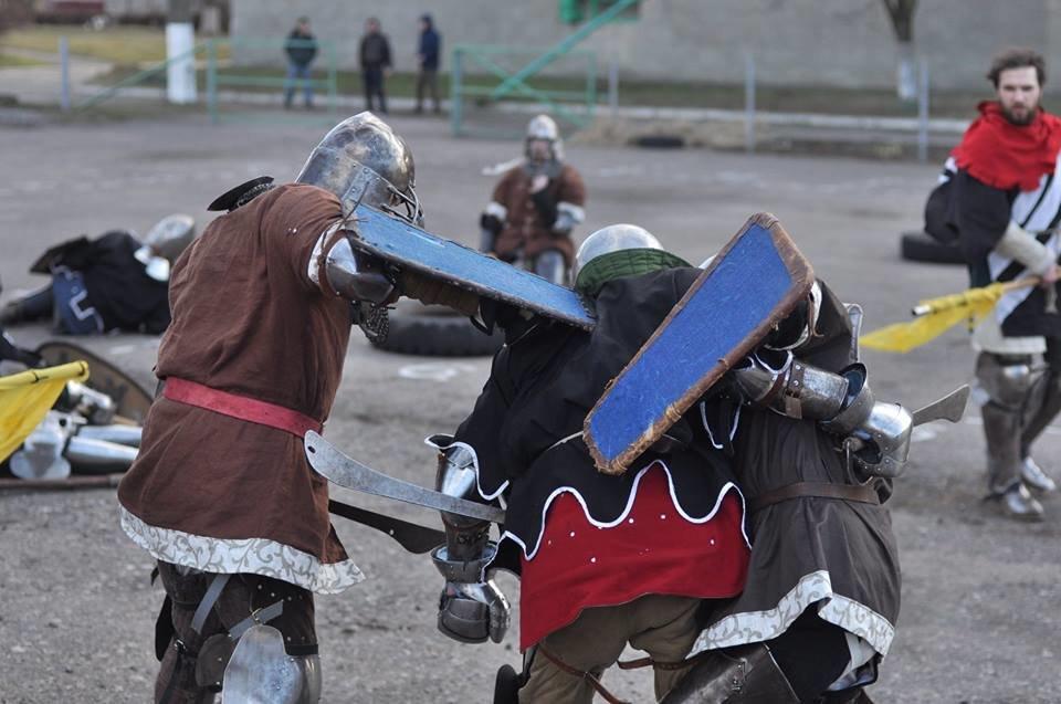 У Білій Церкві відбувся турнір середньовічного бою «Heavy Metal Fight»  , фото-15