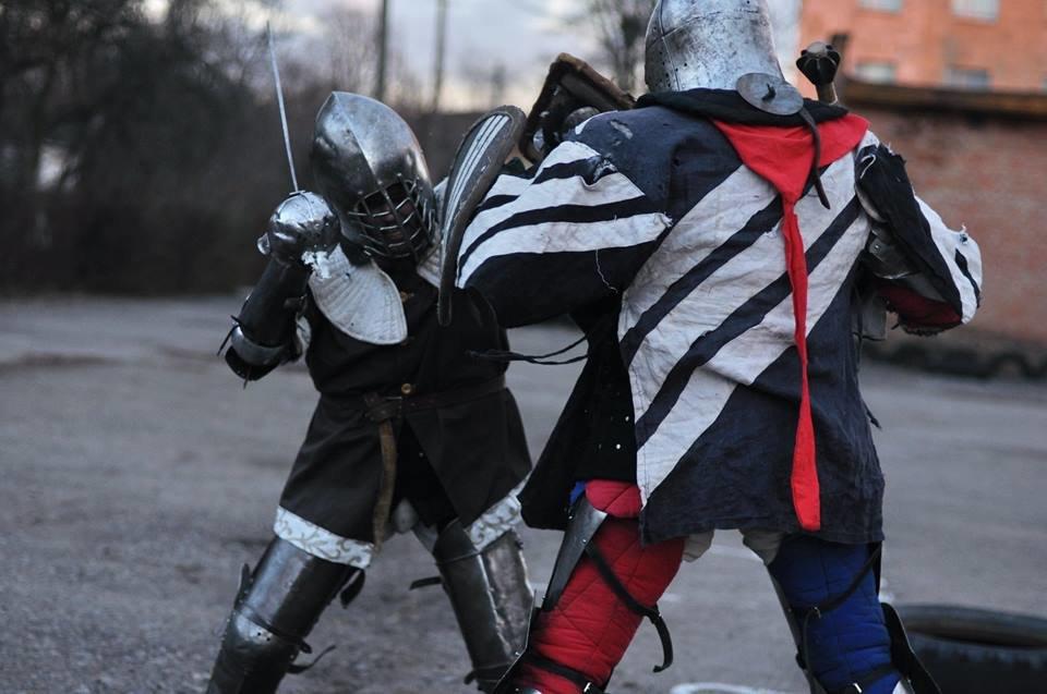 У Білій Церкві відбувся турнір середньовічного бою «Heavy Metal Fight»  , фото-5