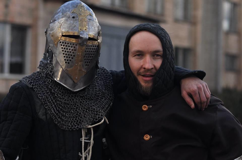 У Білій Церкві відбувся турнір середньовічного бою «Heavy Metal Fight»  , фото-9
