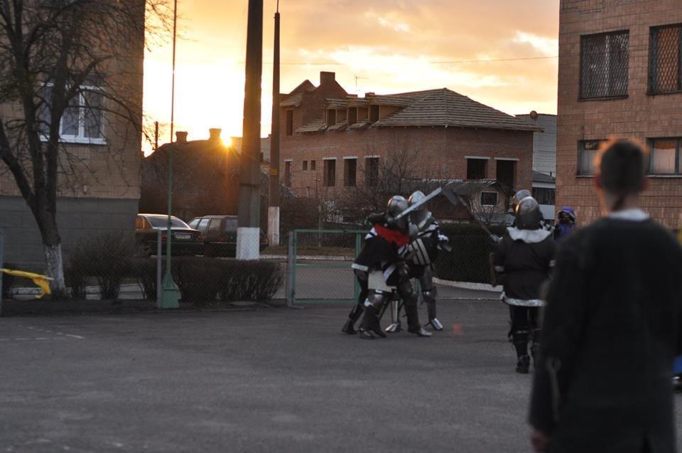 У Білій Церкві відбувся турнір середньовічного бою «Heavy Metal Fight»  , фото-14