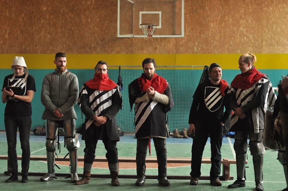 У Білій Церкві відбувся турнір середньовічного бою «Heavy Metal Fight»  , фото-18