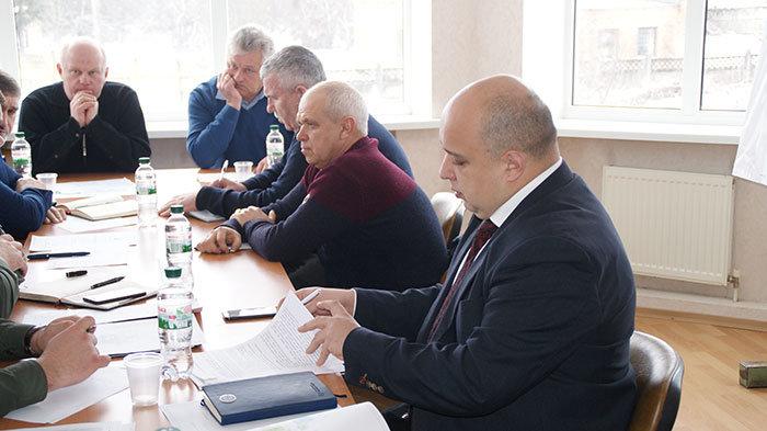 Білоцерківський авіакомплекс підписав меморандум про розробку міжнародного пункту пропуску , фото-1