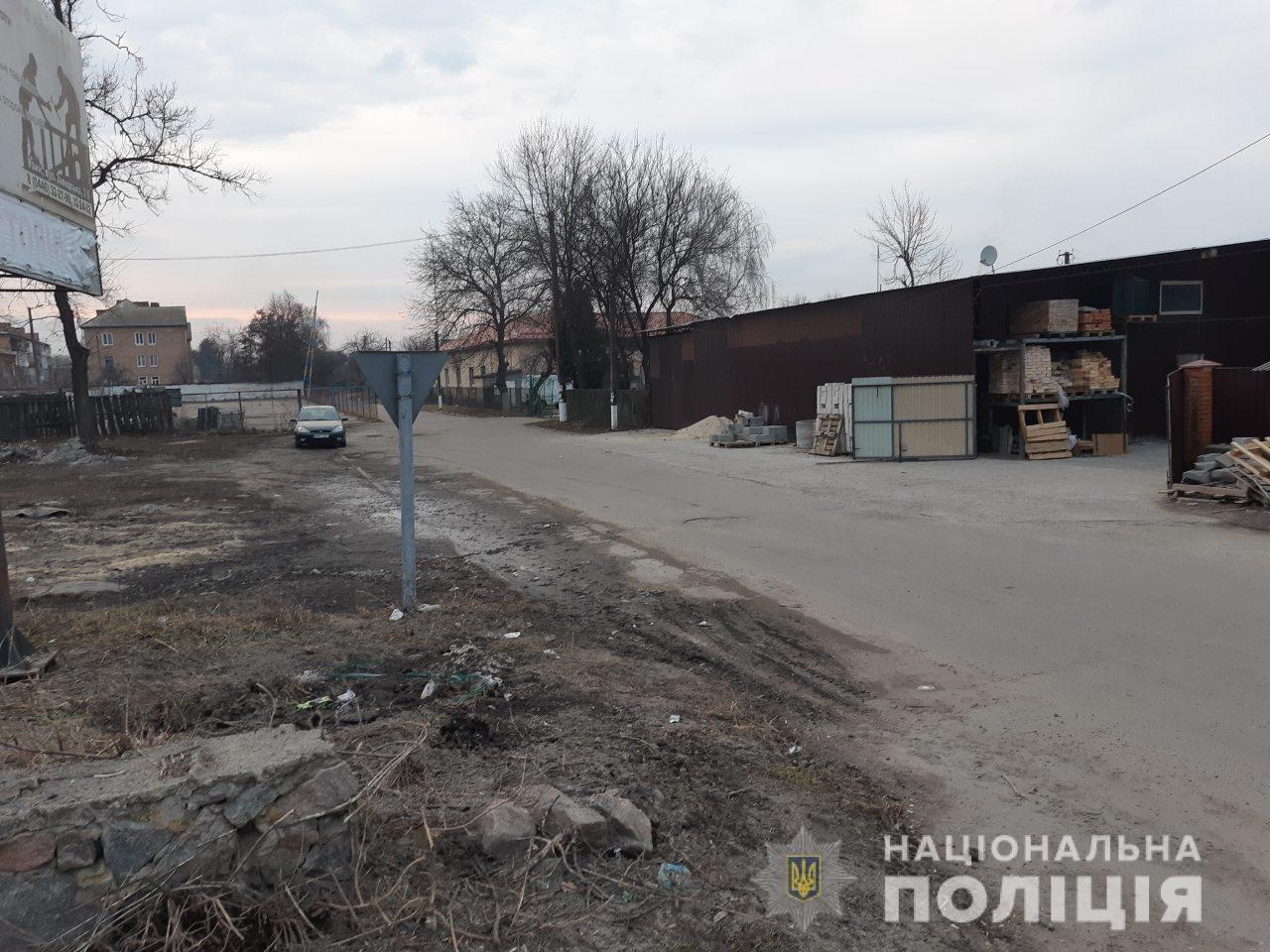 На Білоцерківщині затримали 18-річного хлопця, який побив та пограбував підлітка, фото-1