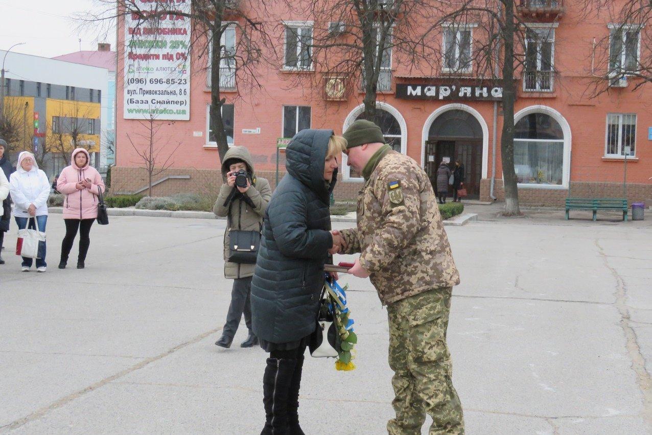 У Білій Церкві відзначили День українського добровольця, фото-7