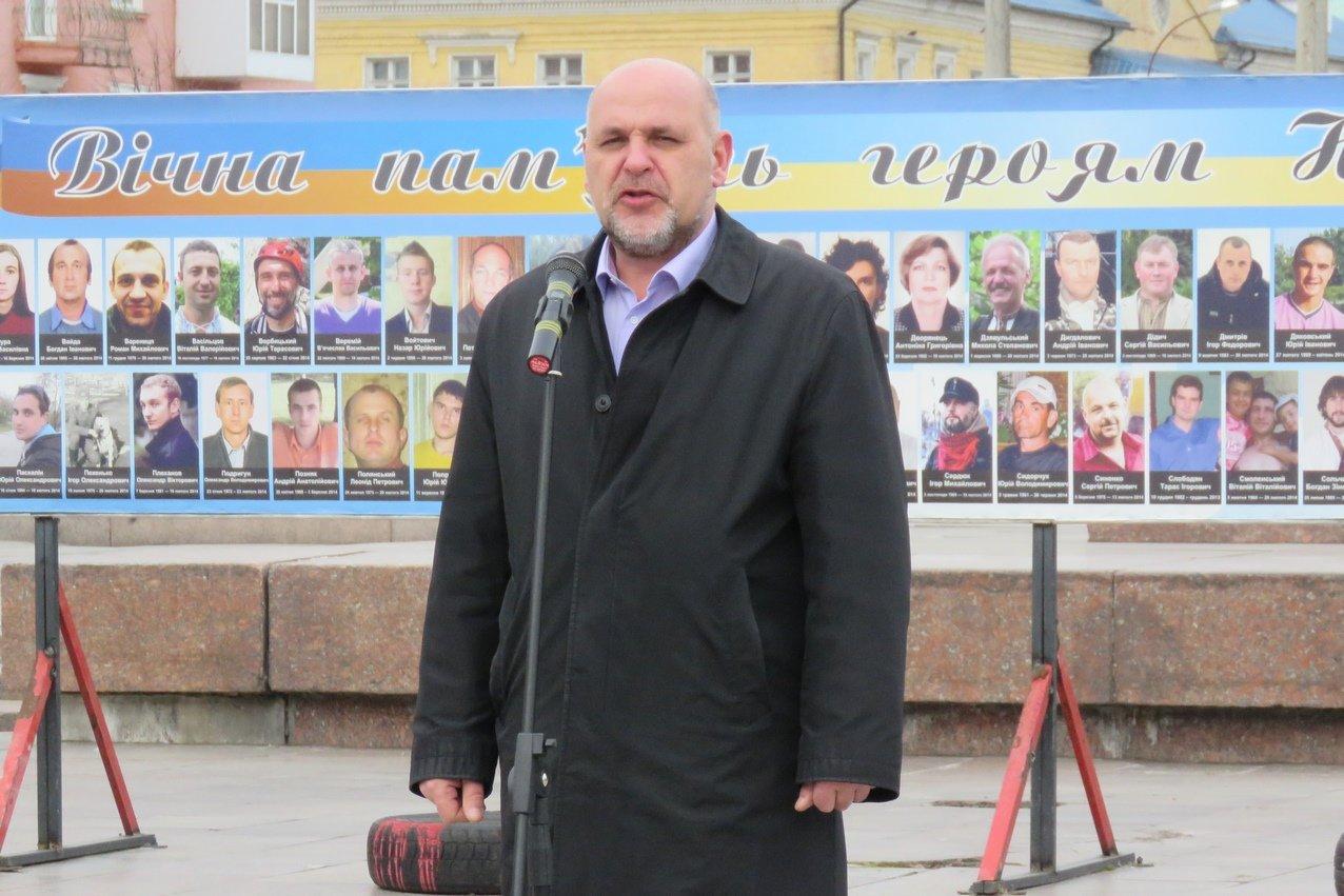 У Білій Церкві відзначили День українського добровольця, фото-14