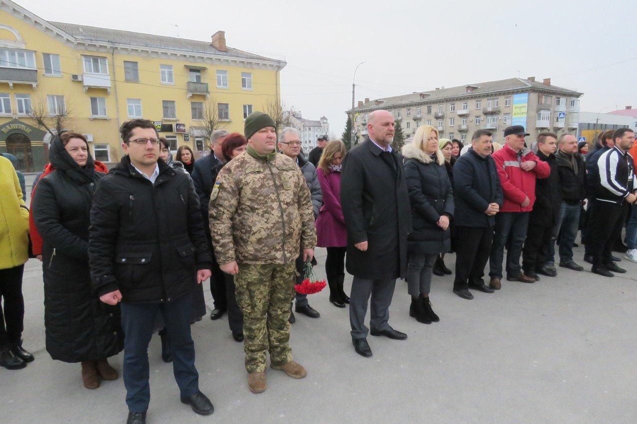 У Білій Церкві відзначили День українського добровольця, фото-10