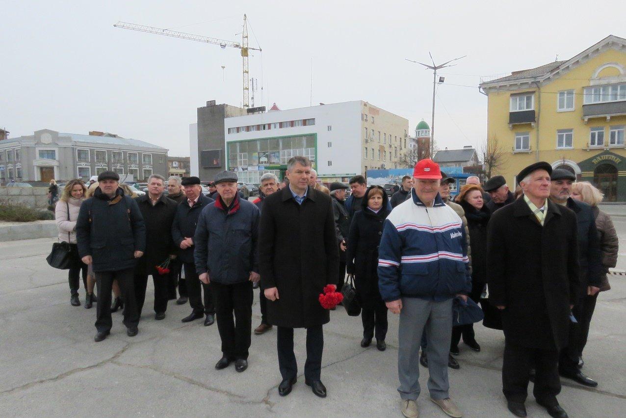 У Білій Церкві відзначили День українського добровольця, фото-12