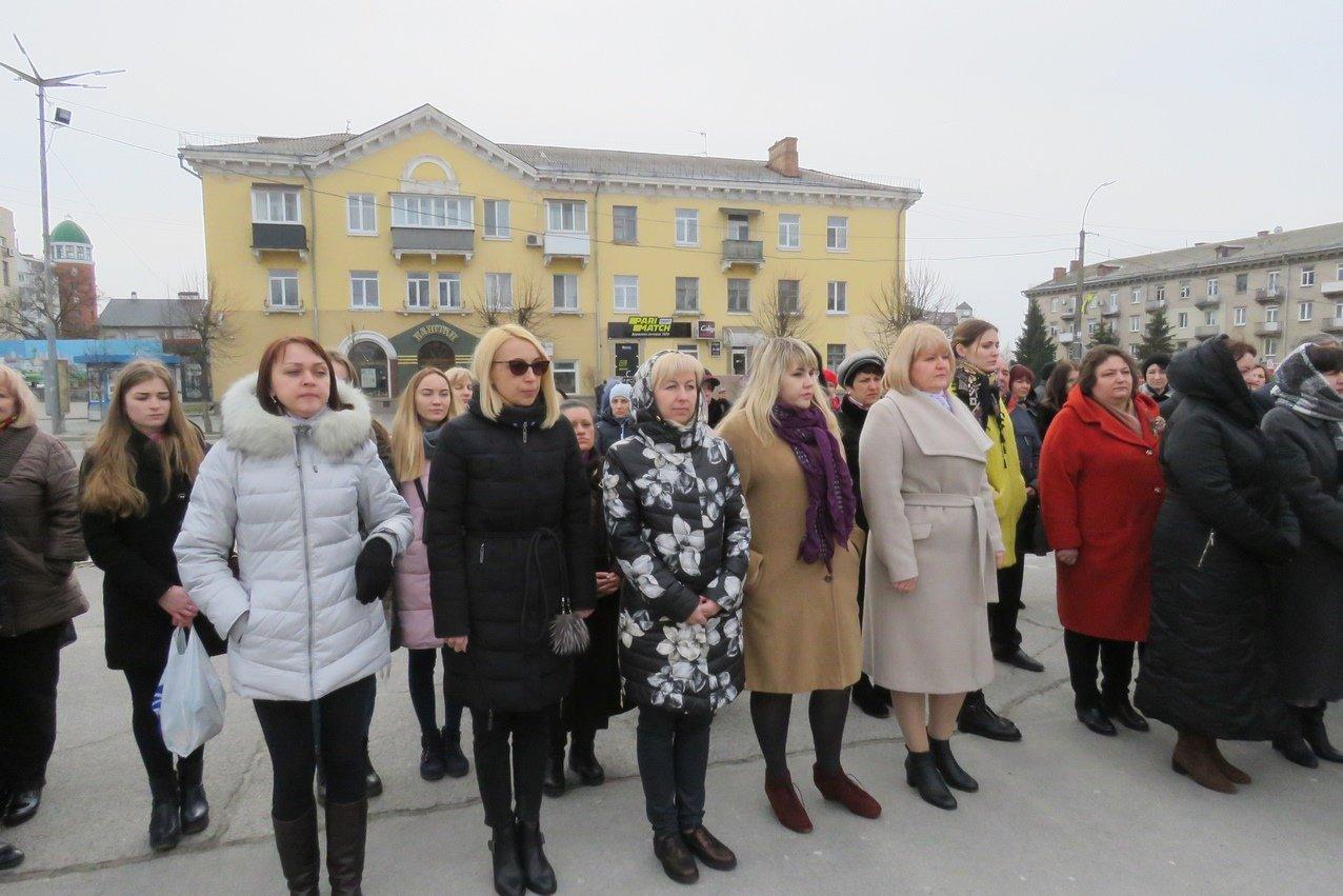 У Білій Церкві відзначили День українського добровольця, фото-11