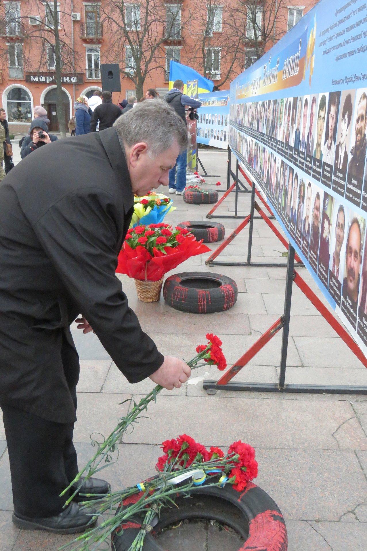 У Білій Церкві відзначили День українського добровольця, фото-18