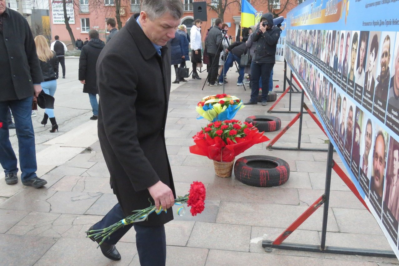 У Білій Церкві відзначили День українського добровольця, фото-19