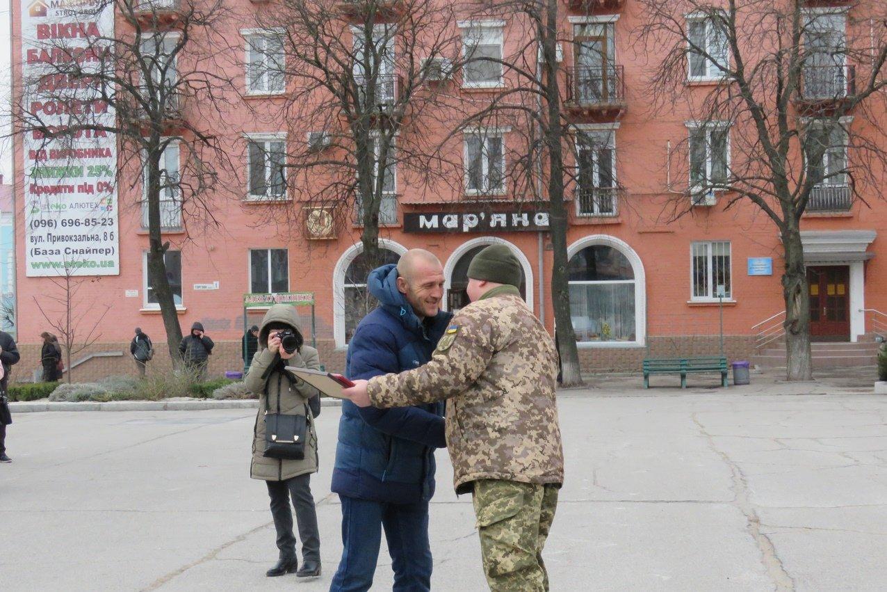 У Білій Церкві відзначили День українського добровольця, фото-5