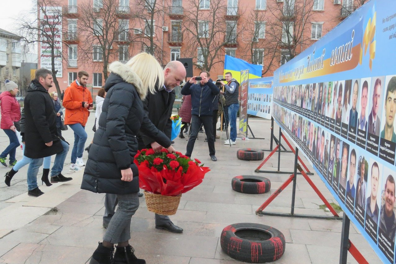 У Білій Церкві відзначили День українського добровольця, фото-17